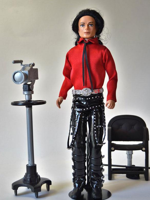 My Michael Jackson Dolls