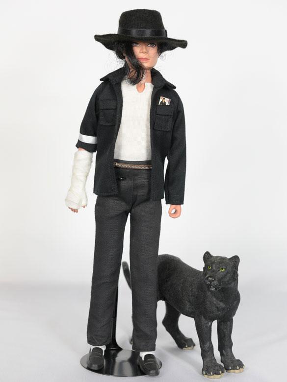 My Michael Jackson Dolls Dangerous
