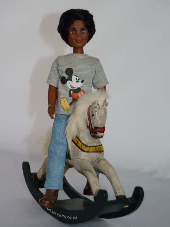 My Michael Jackson Dolls Early Years
