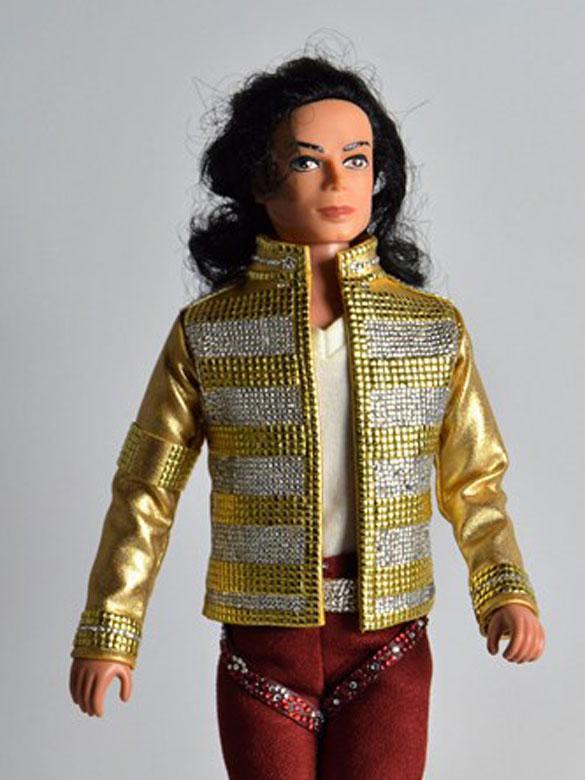 My Michael Jackson Dol...